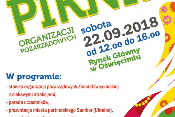 Zapraszamy naV Międzynarodowy Piknik Organizacji Pozarządowych