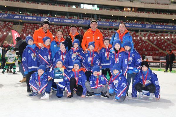 Oświęcimski mini hokej piątą drużyną wPolsce