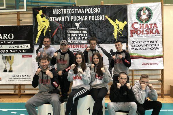 Otwarte Mistrzostwa Polski wkickboxingu