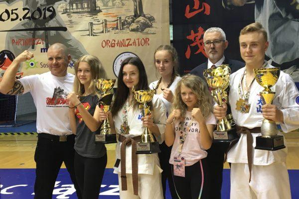 XXV Mistrzostwa Polski OYAMA PFK wKata iKobudo