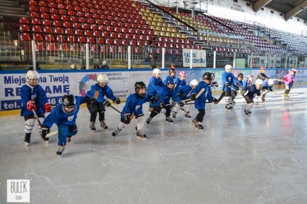 Zajęcia zmini hokeja