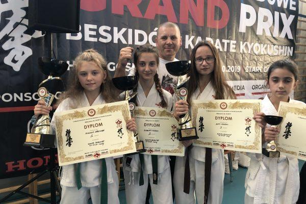 V Międzynarodowe Grand Prix Beskidów Karate Kyokushin Wilkowice