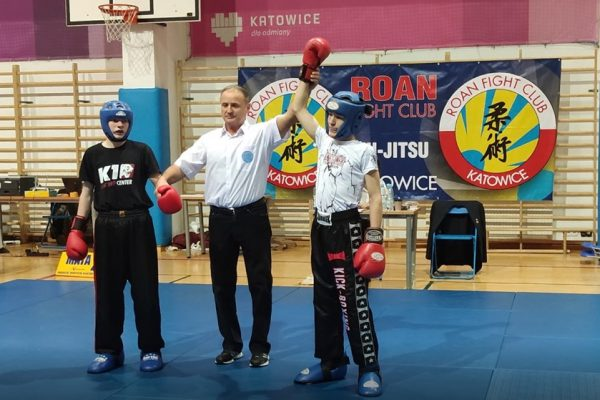 Otwarta liga kick-boxingu