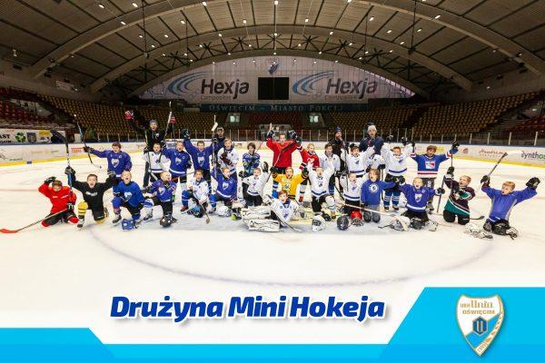 """Hokejowy """"Turniej Przyjaźni"""" wOświęcimiu"""