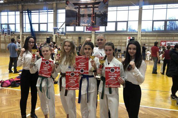 Ogólnopolski Turniej Karate Kyokushin IKO – Gwarek CUP Libiąż