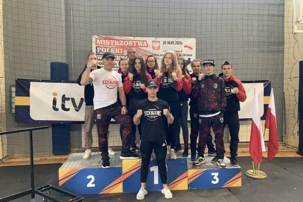Oświęcimscy sportowcy wMysłowicach