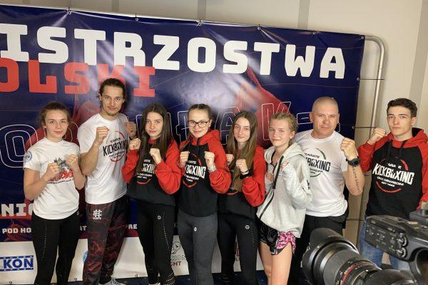 Weekend pełny sukcesów wOświęcimskim Klubie Karate