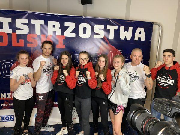 Zawodnicy naMistrzostwach Polski