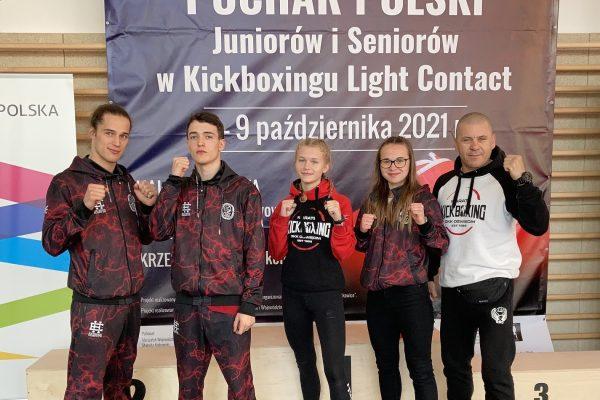 Kolejny udany weekend zawodników Oświęcimskiego Klubu Karate iDalekowschodnich Sportów Walki
